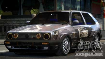 Volkswagen Golf GST-I L8 for GTA 4