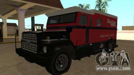 Ford F-800 1982 for GTA San Andreas