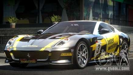 Ferrari 599 GS Racing L8 for GTA 4