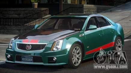 2011 Cadillac CTS-V L1 for GTA 4