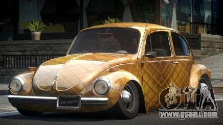 Volkswagen Beetle 1303 70S L10 for GTA 4
