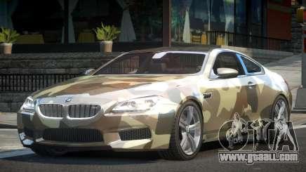 BMW M6 F13 GS PJ7 for GTA 4