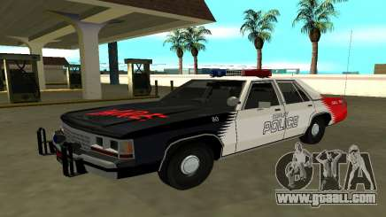 Ford LTD Crown Victoria 1991 Copley Police DARE for GTA San Andreas