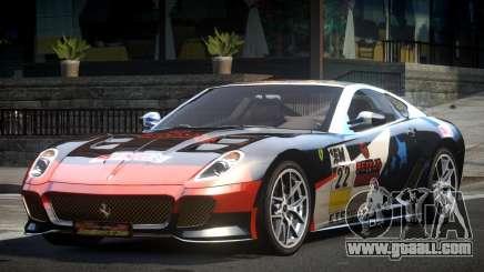 Ferrari 599 GS Racing L9 for GTA 4