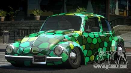 Volkswagen Beetle 1303 70S L8 for GTA 4