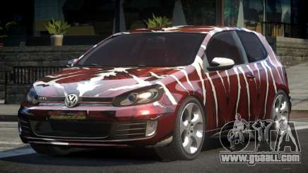 Volkswagen Golf GTI G-Style L2 for GTA 4