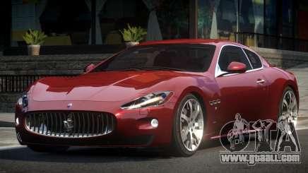 Maserati GranTurismo GS for GTA 4