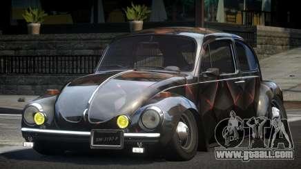 Volkswagen Beetle 1303 70S L6 for GTA 4