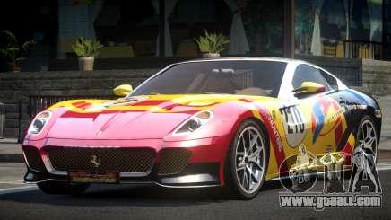 Ferrari 599 GS Racing L7 for GTA 4