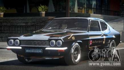 Ford Capri GST L10 for GTA 4