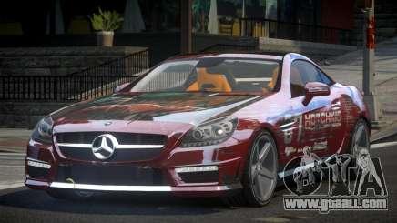 Mercedes-Benz SLK GST ES L4 for GTA 4