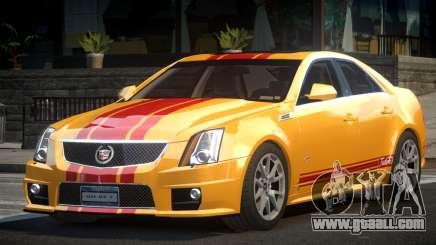 2011 Cadillac CTS-V L7 for GTA 4