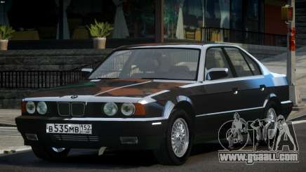 BMW M5 E34 SN for GTA 4