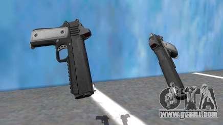 GTA V Heavy Pistol for GTA San Andreas