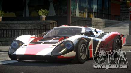 Ford GT40 60S L1 for GTA 4