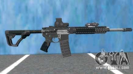 Daniel Defense 5 MK12 Assault Rifle for GTA San Andreas