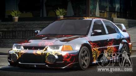 Mitsubishi Lancer SP VI L4 for GTA 4