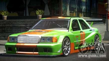 Mercedes-Benz BS Evo2 L1 for GTA 4
