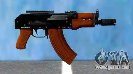 GTA V Compact Rifle for GTA San Andreas