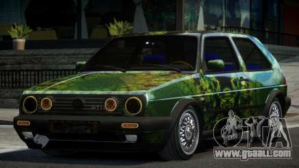 Volkswagen Golf GST-I L1 for GTA 4