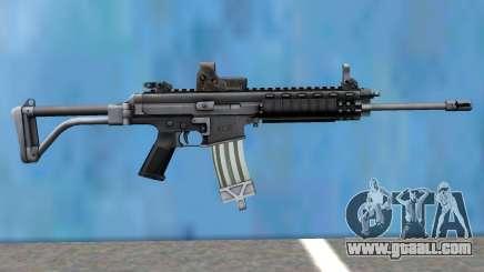 Robinson XCR Assault Rifle V2 for GTA San Andreas