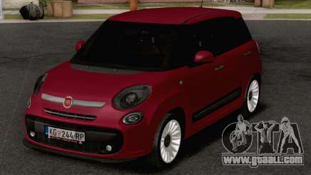 Fiat 500L for GTA San Andreas