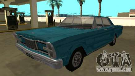 Ford Galaxie 500 1973 for GTA San Andreas