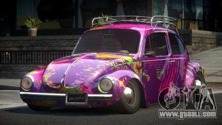 Volkswagen Beetle 1303 70S L7 for GTA 4