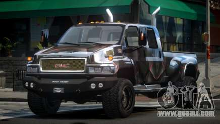 GMC C4500 TR L9 for GTA 4