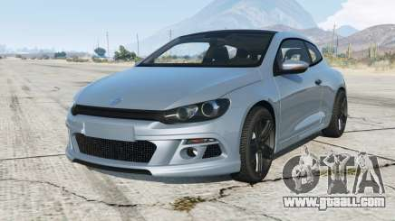 Volkswagen Scirocco R 2009 for GTA 5