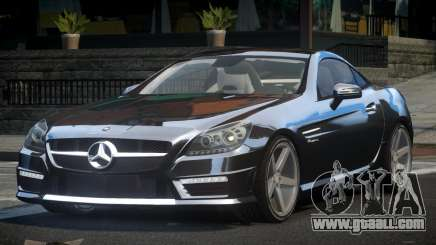 Mercedes-Benz SLK GST ES for GTA 4