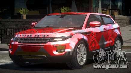 Range Rover Evoque PSI L3 for GTA 4