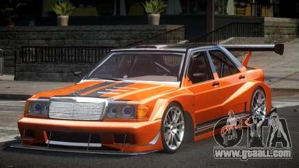 Mercedes-Benz BS Evo2 L9 for GTA 4