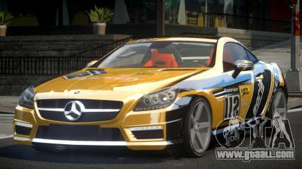 Mercedes-Benz SLK GST ES L2 for GTA 4