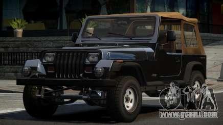 Jeep Wrangler 80S for GTA 4