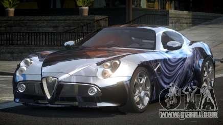 Alfa Romeo 8C GS-R L10 for GTA 4
