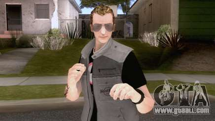 New Paul Casual V6 Kent Paul for GTA San Andreas