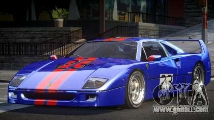 Ferrari F40 80S L3 for GTA 4