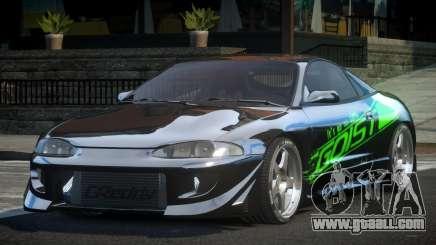 Mitsubishi Eclipse ES L2 for GTA 4