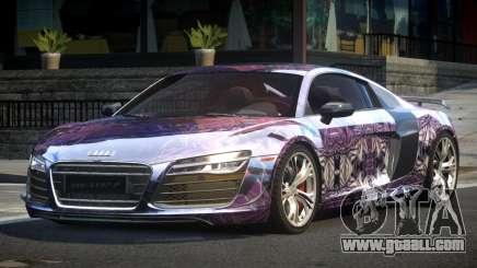 2015 Audi R8 L9 for GTA 4