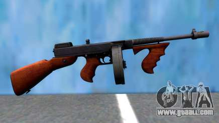 PAYDAY 2 Chicago Typewriter for GTA San Andreas
