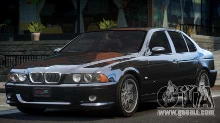 BMW M5 E39 BS for GTA 4