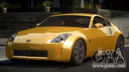 Nissan 350Z GST-R for GTA 4