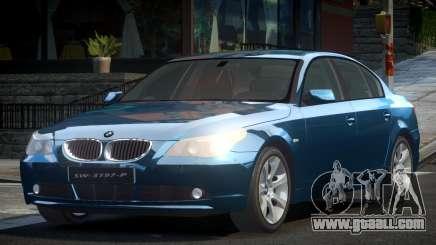 BMW M5 E60 525D for GTA 4