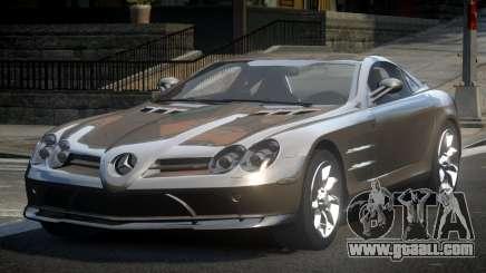 Mercedes-Benz SLR BS for GTA 4