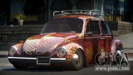 Volkswagen Beetle 1303 70S L1 for GTA 4
