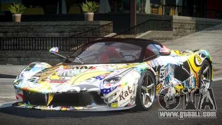 Ferrari F150 L6 for GTA 4