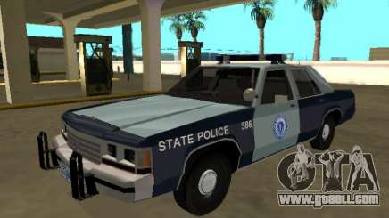 Ford LTD Crown Victoria 1991 Massachusetts for GTA San Andreas
