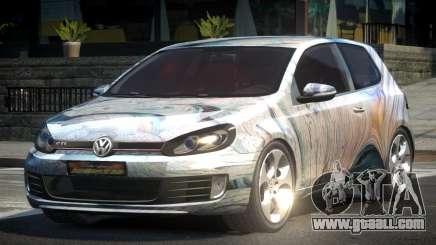 Volkswagen Golf GTI G-Style L4 for GTA 4