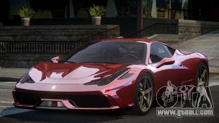 Ferrari 458 GS Tuned for GTA 4